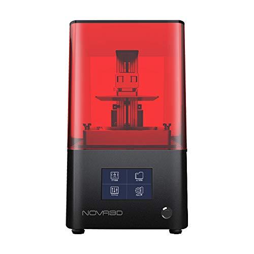 NOVA3D Bene4 3D Printer & Clear Standard Resin