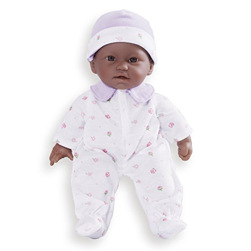 Search : JC Toys, La Baby 11-inch African American Washable Soft Body Play Doll For Children 18 months or Older, Designed by Berenguer