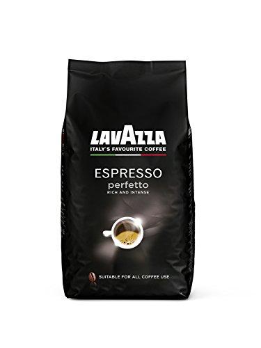 Lavazza Espresso Perfetto, 1er Pack (1 x 1 kg Packung)