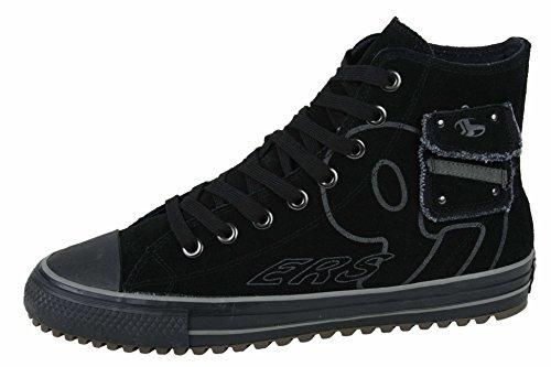 Boras Evo 3292 124 black graphite Velour Gr. EUR 38