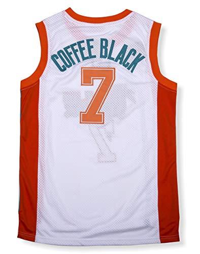 Oknown Mens 7 Flint Tropics Coffee Black Semi Pro White