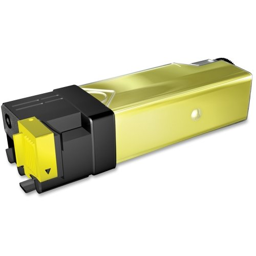 Media Sciences Toner Cartridge - Replacement for Dell (331-0718, 593-11037) - Yellow - Laser - High Yield - 2500 Page - 1 (2500 Yellow Print Cartridge)