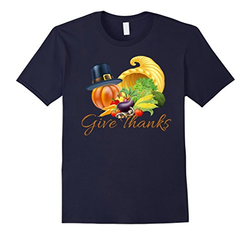 Give Thanks Harvest - Mens