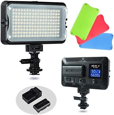 VILTROX Portable Camcorder Brightness 3300K 5600K product image