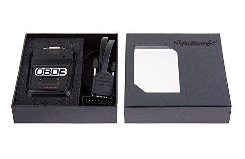 Chiptuning Tuning chip box Pro Racing GTS3 Series pour 6 Series 645 Ci 333PS E63//E64 Race Chip Premium Tuningbox avec moteur