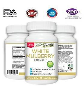 Pure White Mulberry Leaf Extract product image