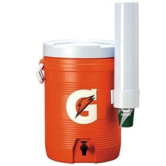 Gatorade 5 galones Refrigerador Dispensador de/con dispensador de vasos de cono desmontable: Amazon.es: Amazon.es