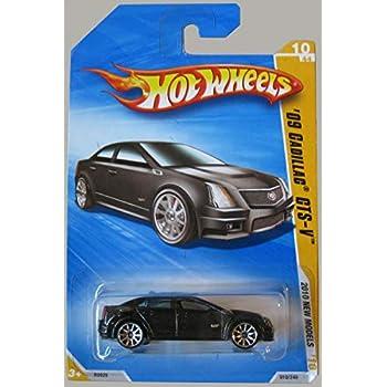 Cadillac CTS Coupe 2010 negro Master Piece 1//18 Kyosho modelo coche con o...