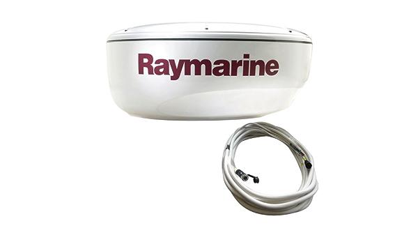 Raymarine RD424D - Cúpula de Radar Digital de 4 kW con Cable ...