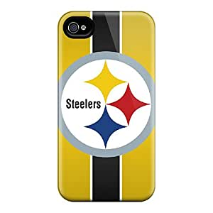 Jamiemobile2003 Fashion Protective Pittsburgh Steelers Cases Covers For Iphone 4/4s