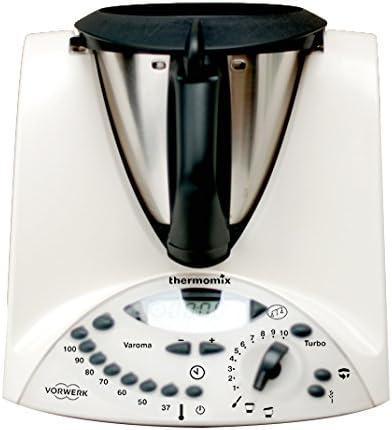 Botonera de Vinilo para el panel de control de thermomix TM31 TRANSPARENTE