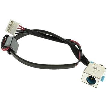 PACKARD BELL EasyNote TE11BZ, TE11HC DC Power Jack, Conector ...
