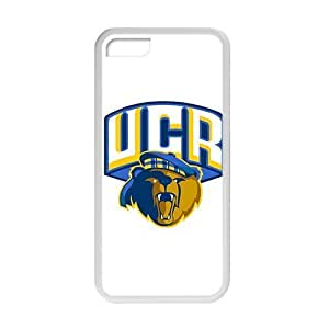 NCAA Cal State Fullerton Titans Primary 2010 White For Iphone 5/5S Phone Case Cover