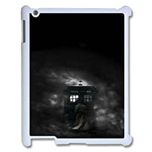 FOR Ipad 2/3/4 Case -(DXJ PHONE CASE)-TV Show Doctor Who Series-PATTERN 10