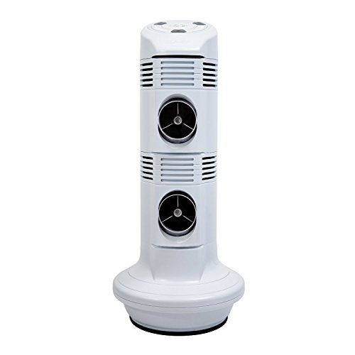 CULER DUET Double-Port Flash-Evaporative Air Cooler