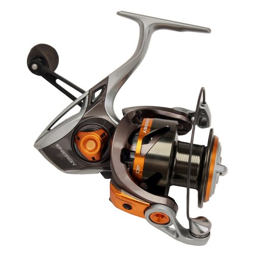 Used, Zebco EnergyPTi 11bb Spinning Reel with Spare Braid for sale  Delivered anywhere in USA