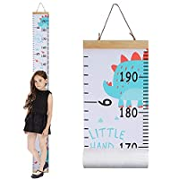 Baby Growth Chart Handing Ruler Wall Decor for Kids
