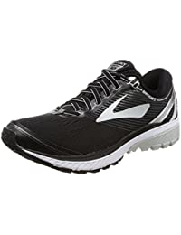Men's Ghost 10 Black/Silver/Ebony 10 D US
