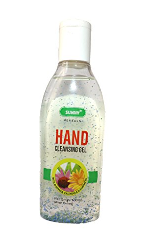 Bakson's Hand Cleansing Gel With Aloevera, Calendula & Echinacea ()