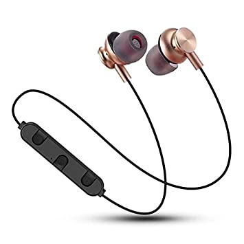 Winwintom Auriculares Bluetooth Inalambricos,Auriculares Deportivos,De Volumen para iPhone, Samsung Galaxy S9/8/7/6, Huawei, Xiaomi, Pc, iPad, iPod Mp3/Mp4: ...