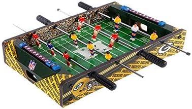 Tabla de Fútbol Mini portátil Futbolín Juego de fútbol Juego Puntuación Guardián for adultos y niños mesa de futbolín en la Tabla padres e hijos juego interactivo Familia niños practican deportes dive: