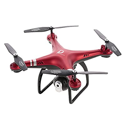 Goolsky Dongmingtuo X8 FPV 2.4G 720P Camera WiFi Altitude Hold RC Quadcopter by Goolsky