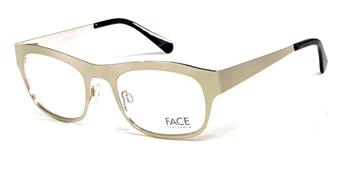 de21d694e6 FACE Stockholm Eyewear  Cameo  1350-5206-5120 Designer Reading Glasses +0.25