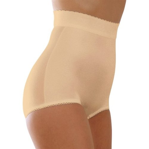 Rago Shapewear High Waist Pantie Girdle Style 513 - Beige - 7XLarge ()