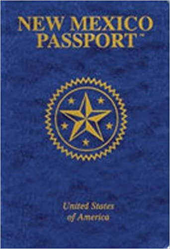 How much is a passport in new mexico