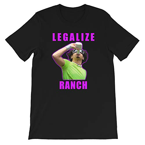 Legalize Ranch Fictional Characters Eric Andre Show Eric Andre Funny Gift for Men Women Girls Unisex T-Shirt Sweatshirt