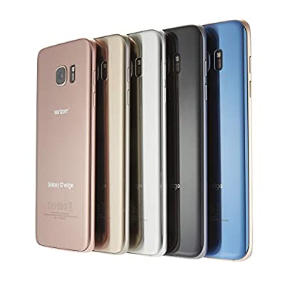 Samsung S7 EDGE G935V 32GB, Verizon/GSM Unlocked, (Certified Refurbished)
