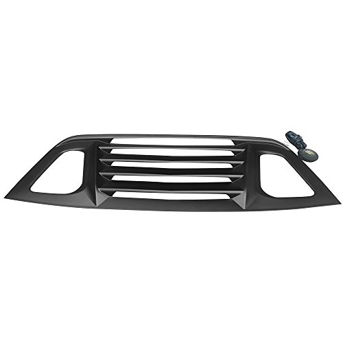Used, Window Louver Fits 2008-2017 Dodge Challenger | Ikon for sale  Delivered anywhere in USA
