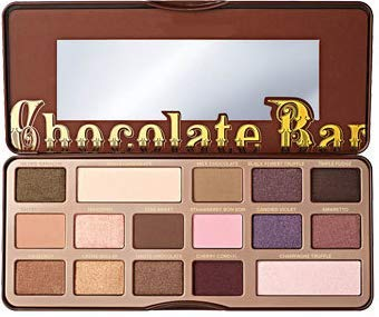 - Cosmetics Gingerbread Spice 18 Color Matte Palette Natural Just White Peachy Eyeshadow 1d