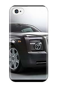 Premium Rolls Royce Phantom 4 Heavy-duty Protection Case For Iphone 4/4s
