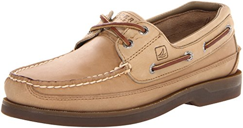 - Sperry Men's Mako 2 Eye Boat Shoe, Oak, 10.5 M US