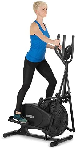 Klarfit Orbifit Advanced - Máquina de Correr elíptica, Bicicleta ...