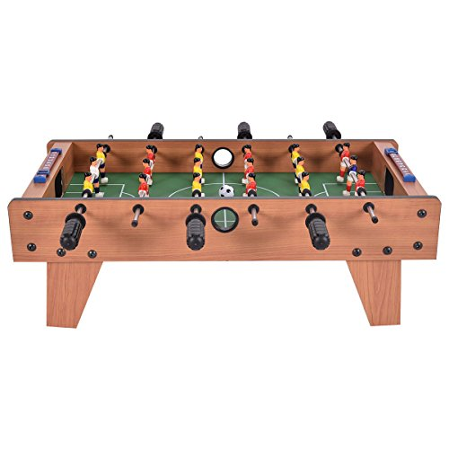 Mini Tabletop Soccer Foosball Table Game w/ Legs | Game Play Players Room Soccer Football Sports Boys Christmas Gift by Eosphorus (Image #2)