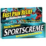 SPORTSCREME Deep Penetrating Pain Relieving Rub, 3 oz ,pack of 3