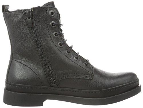 Art Women's BONN Short Boots Black (Black) 23aCeQ