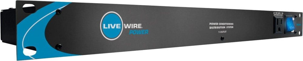 Amazon.com: Livewire 9-Outlet Power Conditioner and Distribution ...
