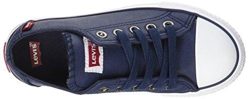 Chicos Trucker Tella Low De Fw Azul navy Zapatillas Leviss Lace Para HqCwggT