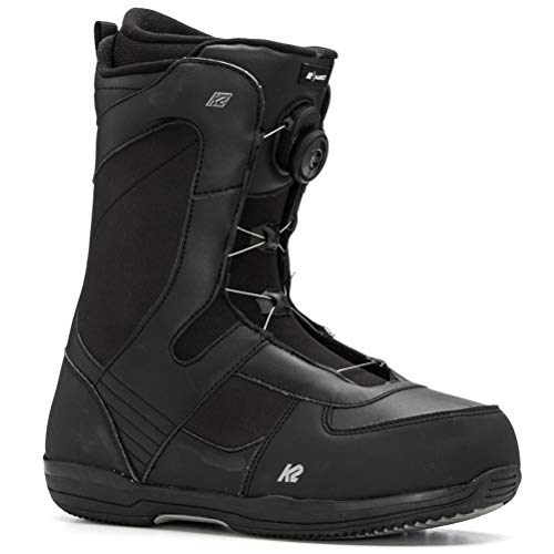 K2 Market Mens Snowboard Boot 2019, Black, Size 14