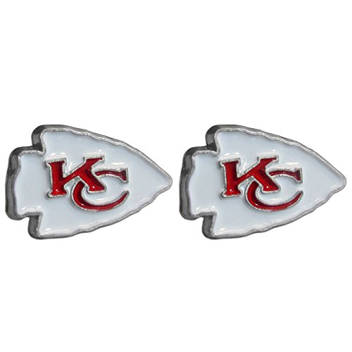 NFL Kansas City Chiefs Stud - Post Vermeil