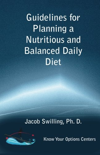 Guidelines for Planning a Nutritious and Balanced Daily Diet