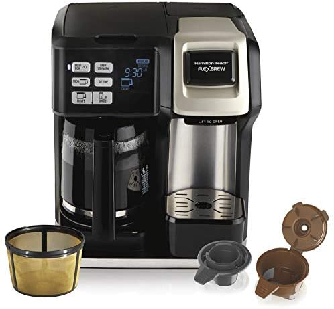 Hamilton Beach 49950C Flexbrew Coffeemaker