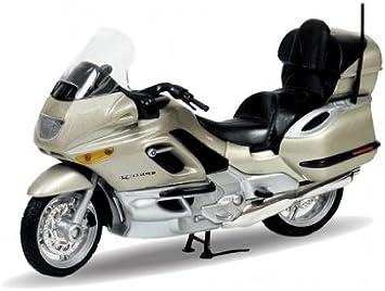 Welly Bmw K1200lt Champagner Motorrad Modell 1 18 Amazon De Spielzeug
