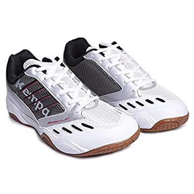 Kempa White Volleyball Shoe For Men