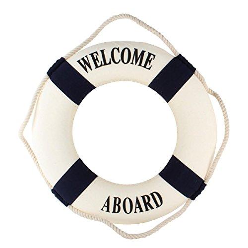 UniqueBella Nautical Mediterranean Welcome Decoration