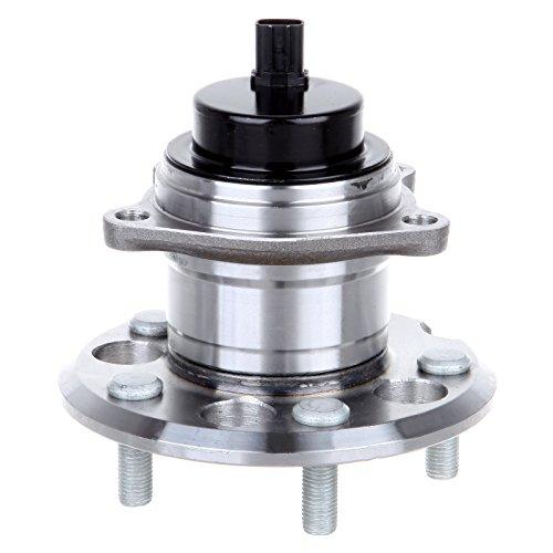 Rear Wheel Bearing Noise - SCITOO Rear Wheel Bearing Hub 512280 Hub Bearing Hub Assemblies 5 bolts ABS Sensor fits 2004-2007 TOYOTA TRUCK SIENNA pack of 1