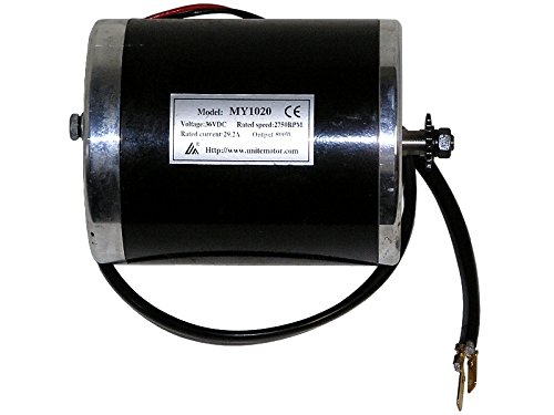 UberScoot/Evo Electric Motor (1000w)